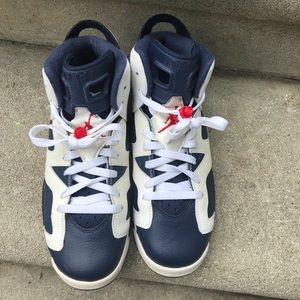 Air Jordan 6 Retro Olympics